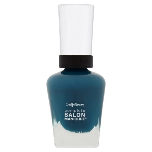 Sally Hansen Complete Salon Manicure Nagellack Nr. 674 Jungle Jem, 1er Pack (1 x 15 ml) von Sally Hansen