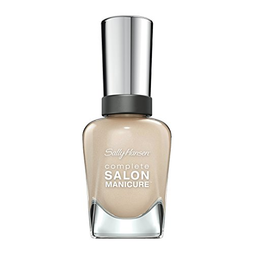 Sally Hansen Complete Salon Manicure Spring Kollektion , Farbe 310 / 371, Almost Almond , 1er Pack (1 x 15 ml) von Sally Hansen