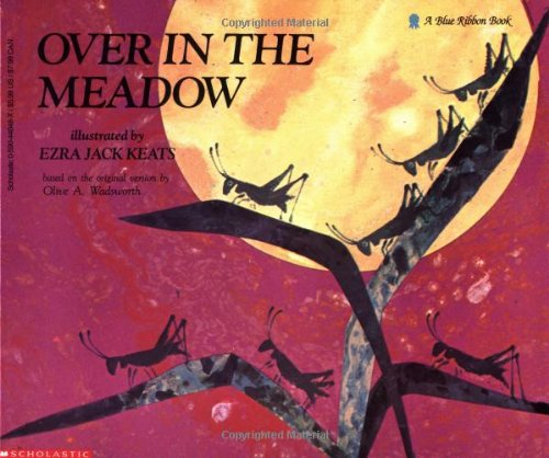 Over in the Meadow von SCHOLASTIC