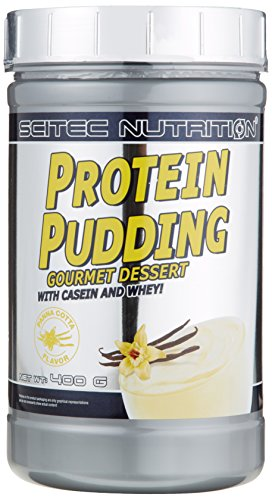 Scitec Nutrition Functional Food Protein Pudding, Panna Cotta, 400g von Scitec Nutrition