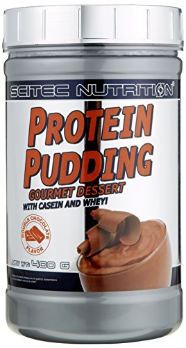 Scitec Nutrition Functional Food Protein Pudding, Schokolade, 400g von Scitec Nutrition