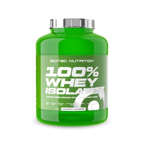 Scitec Nutrition Whey Isolate 2000g Kokonuss von Scitec Nutrition