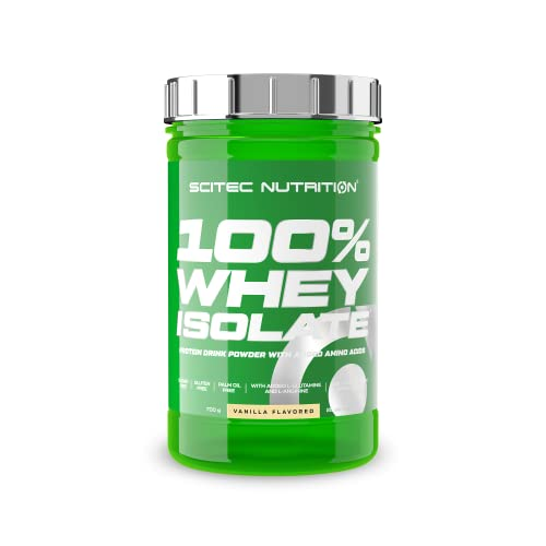 Whey Isolate 700g vanilla AF von Scitec Nutrition