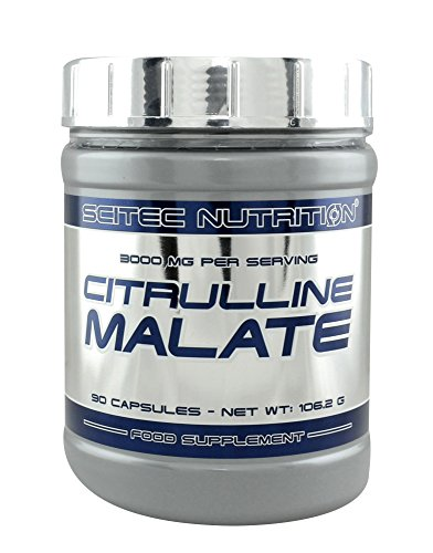 Citrulline Malate 90 caps. von Scitec Nutrition