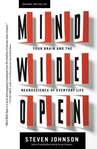 Mind Wide Open: Your Brain and the Neuroscience of Everyday Life von Scribner