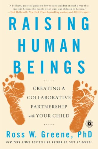 Raising Human Beings: Creating a Collaborative Partnership with Your Child von Scribner
