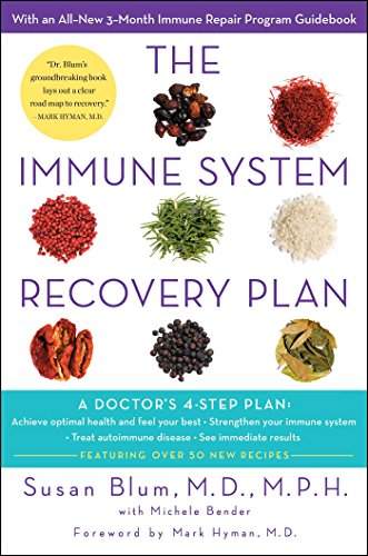 The Immune System Recovery Plan: A Doctor's 4-Step Program to Treat Autoimmune Disease von Scribner