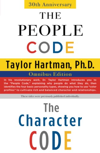The People Code and the Character Code: Omnibus Edition von Scribner