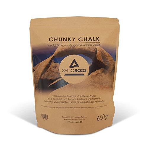 Bouldern /& Kraftsport nachf/üllbar feinstes Magnesiumcarbonat ideal zum Klettern Secoroco Chalk Ball 2 St/ück