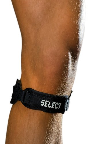 Select Knieband, One Size, schwarz, 7035702111 von Select