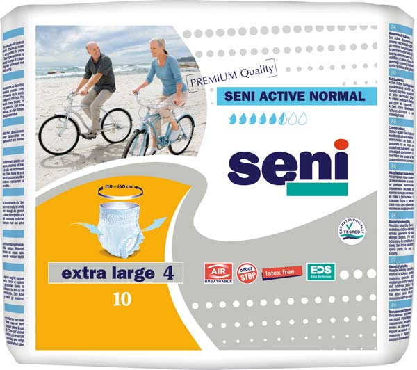 Seni Active Normal Extra Large von Seni