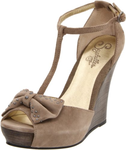 Seychelles Damen Carriage Mary Jane Pumps, Braun (Clay), 42 EU von Seychelles