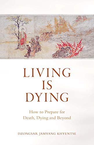 Living Is Dying: How to Prepare for Death, Dying and Beyond von Shambhala