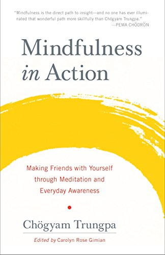Mindfulness in Action: Making Friends with Yourself through Meditation and Everyday Awareness von Shambhala