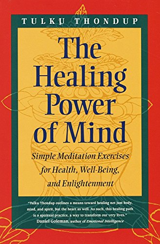 The Healing Power of Mind: Simple Meditation Exercises for Health, Well-Being, and Enlightenment (Buddhayana Series, VII) von Shambhala