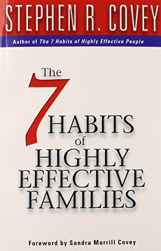 7 Habits Of Highly Effective Families von Simon & Schuster UK