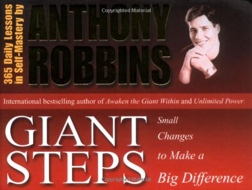 Giant Steps: Small Changes to Make a Big Difference von Simon & Schuster UK
