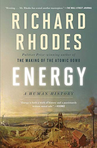 Energy: A Human History von Simon & Schuster