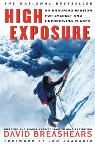 High Exposure: An Enduring Passion for Everest and Unforgiving Places von Simon & Schuster