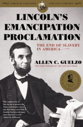 Lincoln's Emancipation Proclamation: The End of Slavery in America von Simon & Schuster