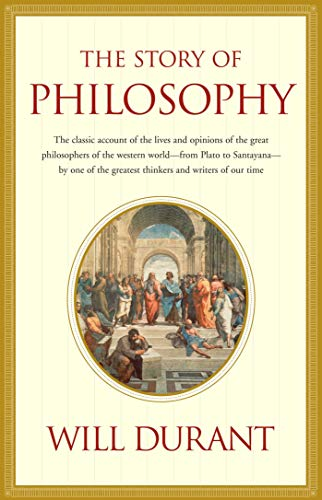 Story of Philosophy (Touchstone Books (Paperback)) von Simon & Schuster