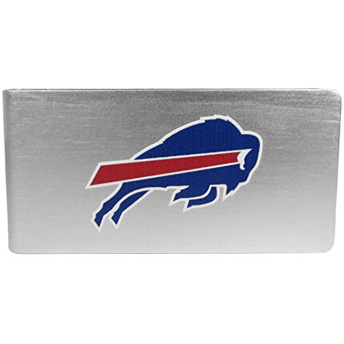 NFL Siskiyou Sports Fanshop Buffalo Bills Logo Geldklammer One Size Team Color von Siskiyou