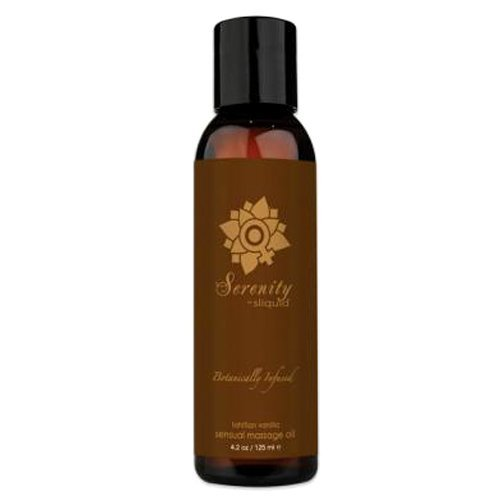 """Sliquid Balance Collection Massage Oil 4.2oz -Serenity, 1er Pack (1 x 125 ml)"" von Sliquid"