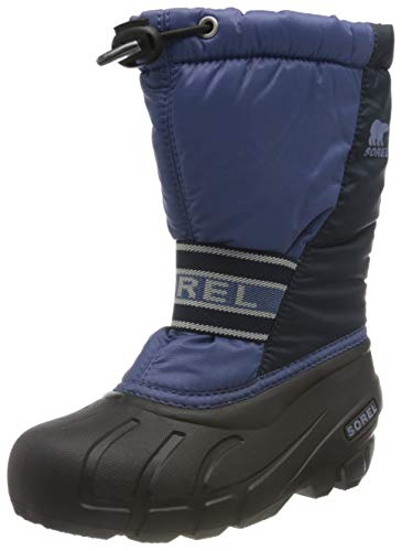 Sorel Unisex-Kinder Youth Cub Schneestiefel, Blau (Blues), 38 EU von Sorel