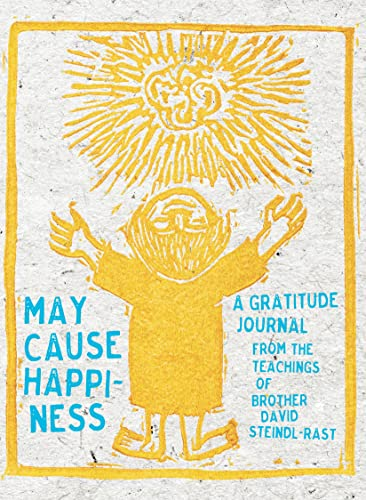 May Cause Happiness: A Gratitude Journal von SOUNDS TRUE INC