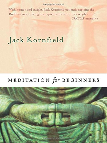 Meditation for Beginners [With CD] von SOUNDS TRUE INC
