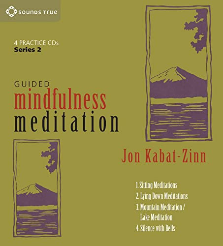Guided Mindfulness Meditation Series 2 von SOUNDS TRUE INC