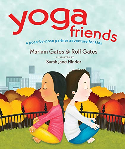 Yoga Friends: A Pose-by-Pose Partner Adventure for Kids (Good Night Yoga) von Sounds True Inc