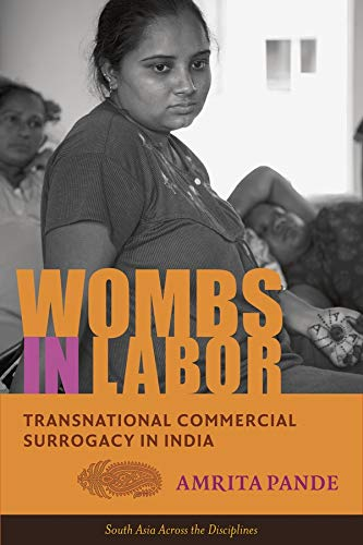 Wombs in Labor: Transnational Commercial Surrogacy in India (South Asia Across the Disciplines) von Columbia University Press
