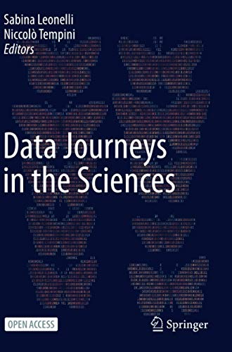 Data Journeys in the Sciences von Springer