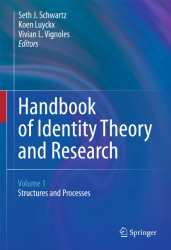 Handbook of Identity Theory and Research (2 Vol Set) von Springer