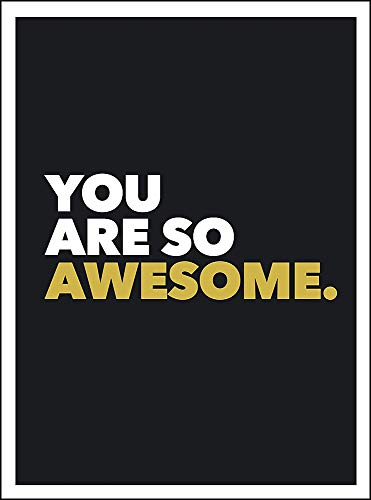 You Are So Awesome von Summersdale Publishers