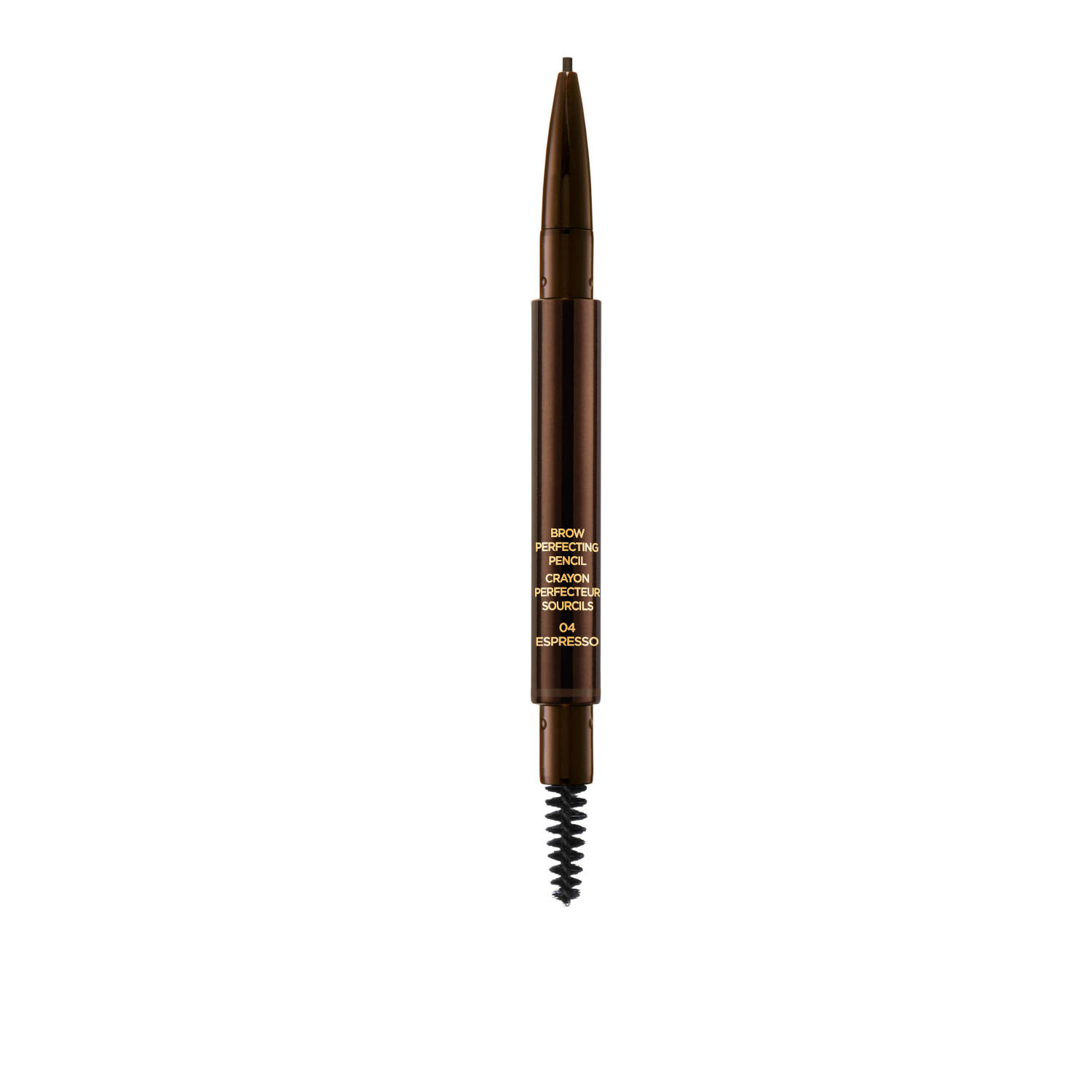 TOM FORD Brow Perfecting Pencil - 04 Espresso (04 | 0,07g) Make Up, Augen, Augenbrauen, Eyes von TOM FORD