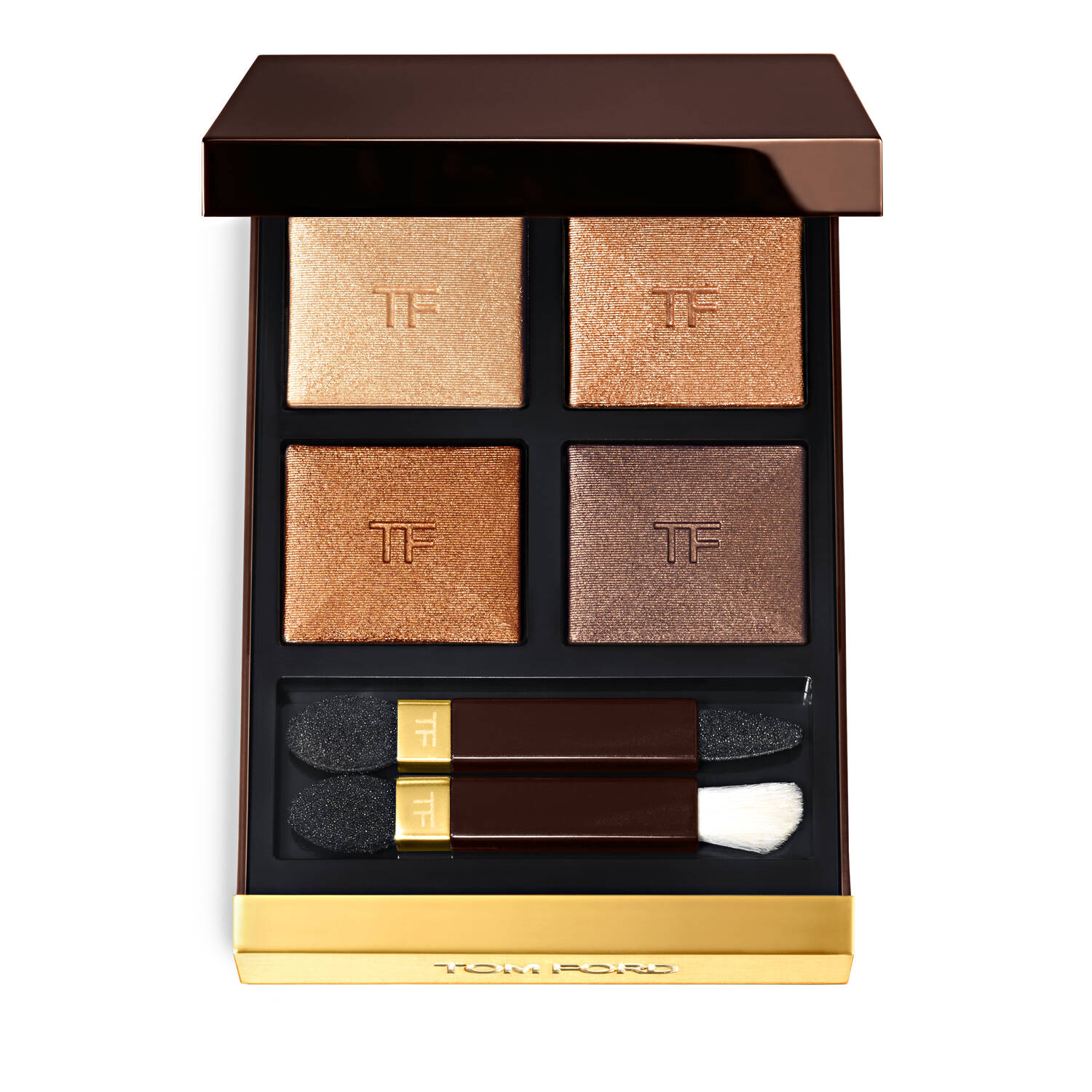 TOM FORD Eye Color Quad (Suspicion | 6 g) Make Up, Augen, Lidschatten, Cosmetics, Eyes von TOM FORD