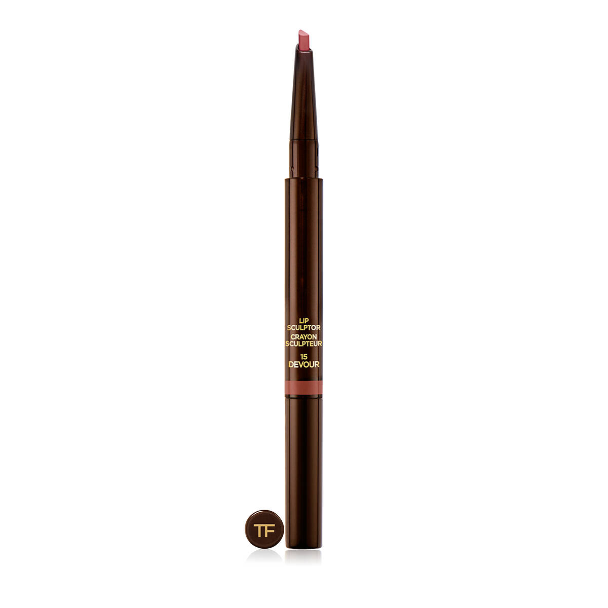 TOM FORD Lip Sculptor (15 Devour | 0,20g) Make Up, Lippen, Lipliner, Cosmetics, Lips von TOM FORD