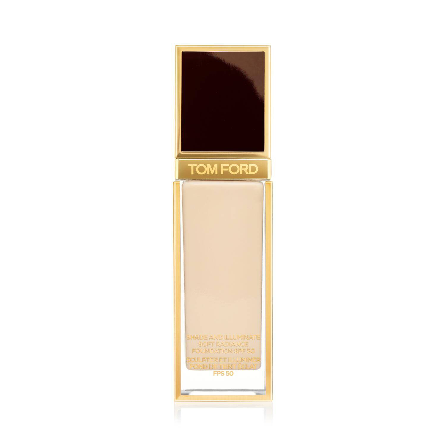 TOM FORD Shade & Illuminate Foundation (Ivory Silk | 30 ml) Make Up, Gesicht, Foundation Cosmetics, Face von TOM FORD