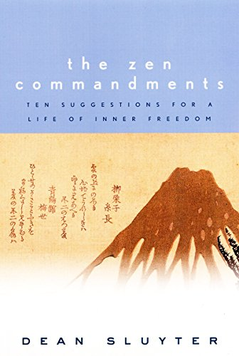The Zen Commandments: Ten Suggestions for a Life of Inner Freedom von TarcherPerigee