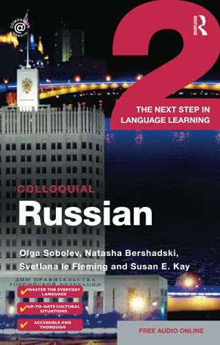Colloquial Russian 2: The Next Step in Language Learning von Taylor & Francis Ltd.