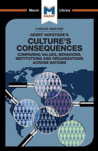 Culture's Consequences (Macat Library) von Taylor & Francis