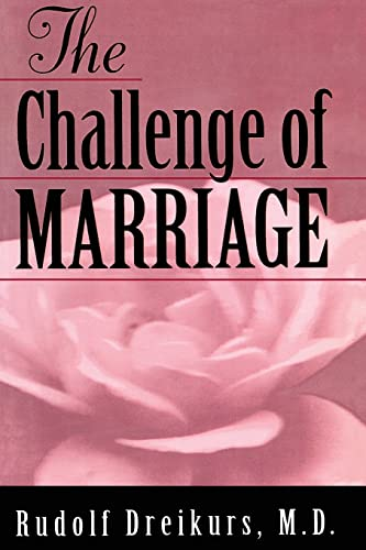 The Challenge of Marriage: Concepts and Procedures von Taylor & Francis