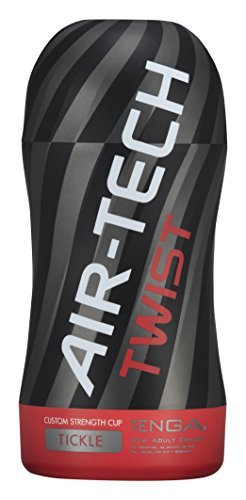 TENGA AIR-TECH TWIST - Tickle, wiederverwendbarer Custom Strength Masturbator von Tenga