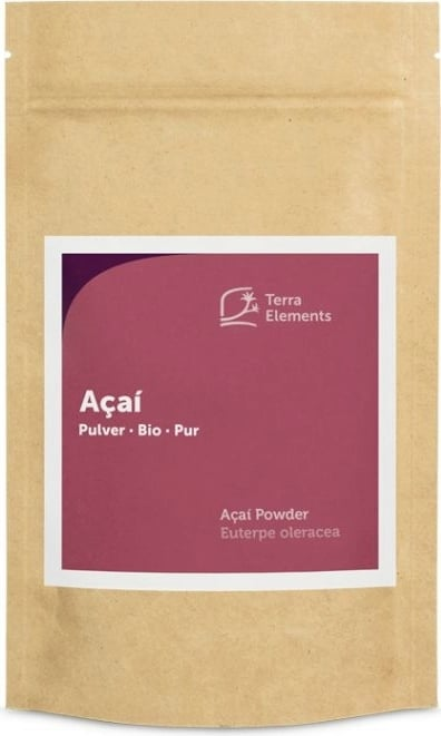 Terra Elements Acai Pulver Bio - 90 g von Terra Elements