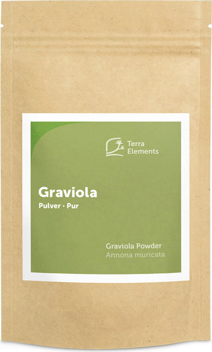 Terra Elements Graviola Pulver - 100 g von Terra Elements