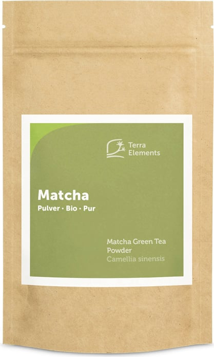 Terra Elements Matcha Pulver Bio - 60 g von Terra Elements