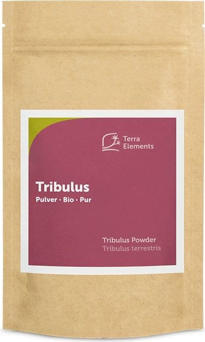 Terra Elements Tribulus Pulver Bio - 100 g von Terra Elements