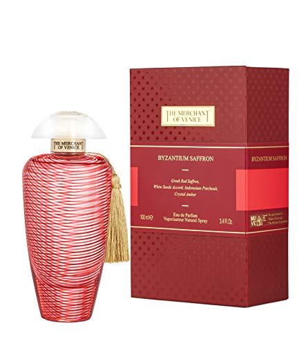 The Merchant of Venice Murano Collection Byzantium Saffron Eau de Parfum Murano Collection Byzantium Saffron EdP 100 ml von The Merchant of Venice